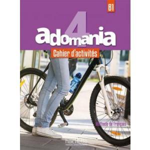 Adomania 4. Ćwiczenia + CD