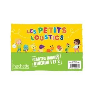 Les Petits Loustics 1&2.  Karty Obrazkowe