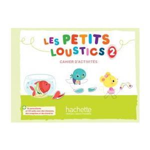 Les Petits Loustics 2. Ćwiczenia + CD