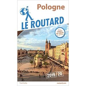 Guide du routard Pologne 2019/2020