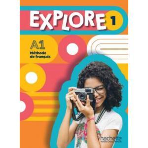 Explore 1. Podręcznik + Audio online