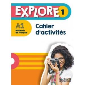 Explore 1. Ćwiczenia + Audio online