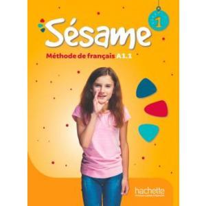 Sesame 1. Podręcznik + Audio Online