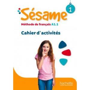 Sesame 1. Ćwiczenia + Audio Online