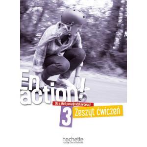 En Action 3. Ćwiczenia + Audio Online