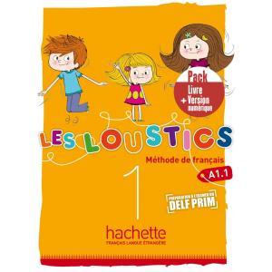 Les Loustics 1. Podręcznik + Kod (podręcznik online)