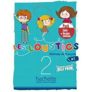 Les Loustics 2. Podręcznik + Kod (podręcznik online)