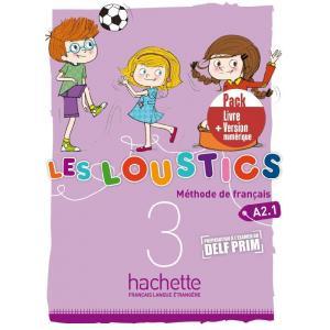 Les Loustics 3. Podręcznik + Kod (podręcznik online)