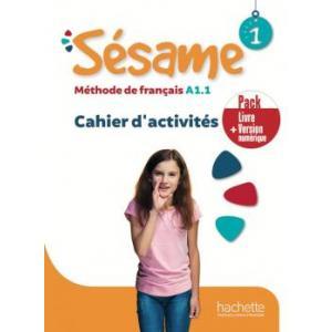 Sesame 1. Ćwiczenia + Audio Online + Ćwiczenia online