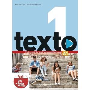 Texto 1. Podręcznik + Kod (podręcznik online) + Audio Online