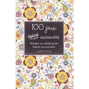 100 jeux special vacances