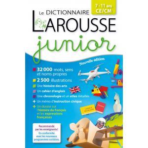 Larousse dictionnaire Junior 7/11