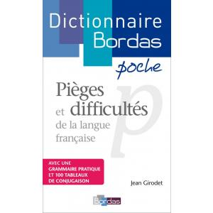 Dictionnaire Bordas Pieges et difficultes de la langue francais Poche