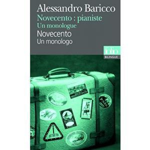 LF/LW Baricco. Novecento : pianiste un monologue