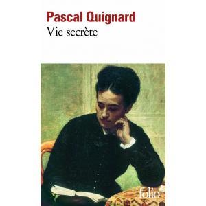 LF Quignard, Vie secrete