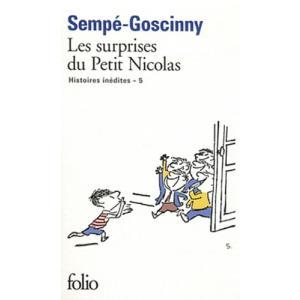 LF Sempe-Goscinny, Les surpies du Petit Nicolas