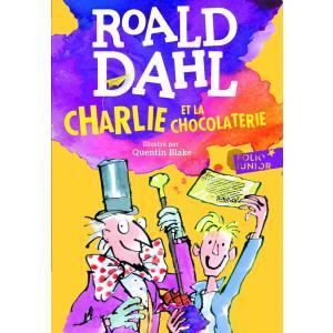 LF Charlie et la chocolaterie
