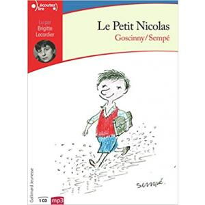 Le petit Nicolas. CD MP3
