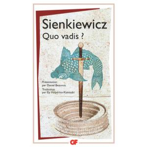 LF Sienkiewicz. Quo Vadis?