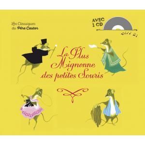La Plus Mignonne des petites Souris książka + CD