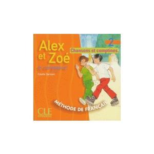 Alex et Zoe 2 CD