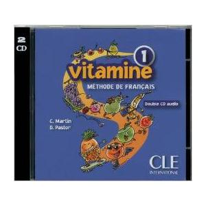 Vitamine 1.  CD do Podręcznika