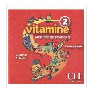 Vitamine 2. CD do Podręcznika