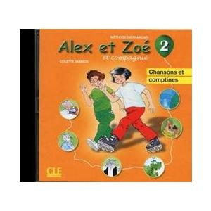 Alex et Zoe 2. CD Piosenki