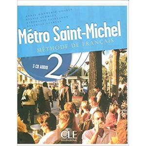 Metro Saint Michel 2 CD /3/ OOP