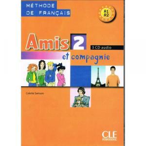 Amis est compagnie 2. Audio CD