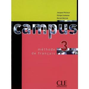 Campus 3 Podręcznik