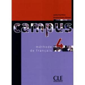 Campus 4. Livre d'eleve