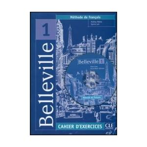 Belleville 1. Ćwiczenia + Audio CD