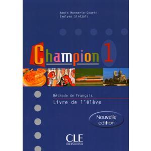 Champion 1. Podręcznik