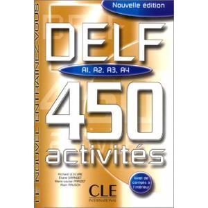 DELF 450 activites sb