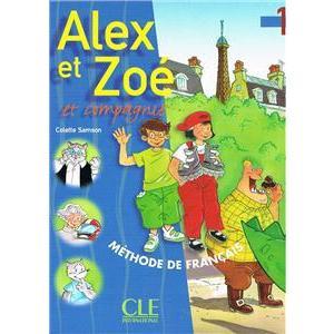 Alex et Zoe 1. Podręcznik