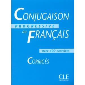 Conjugaison Progressive du Francais. Klucz