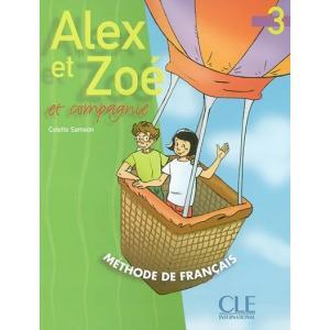 Alex et Zoe 3 eleve Nouvelle ed.