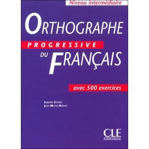 Orthographe progressive du Francais Intermediaire