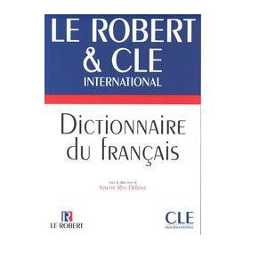 Słownik Języka Francuskiego Le Robert  & Cle International