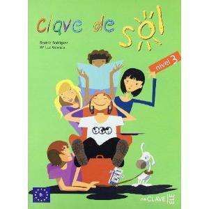 Clave de Sol 3. Podręcznik