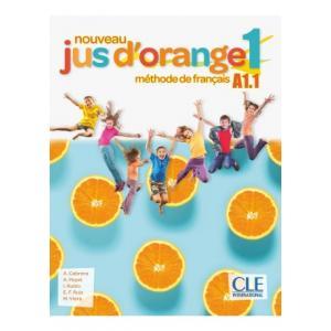 Jus d'orange 1 A1.1 podręcznik + CD