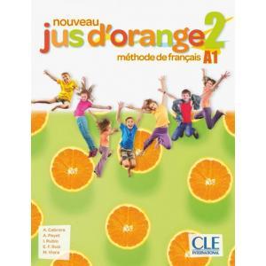 Jus d'orange 2 A1 podręcznik + CD