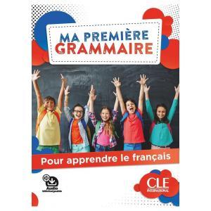 Ma premiere grammaire A1/A2 książka + klucz + audio online Pour enfants