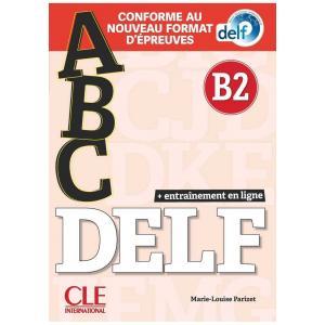 ABC DELF B2 książka + DVD + klucz + zawartość online Nowa formuła 2021