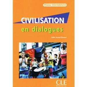 Civilisation en Dialogues Intermediaire + CD