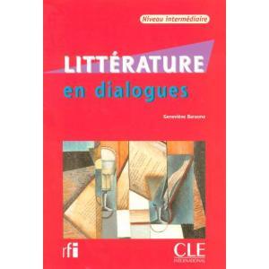Litterature en dialogues + audio CD