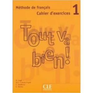 Tout va bien 1 ćwiczenia + CD audio