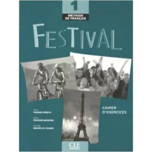 Festival 1 exercices+CD audio
