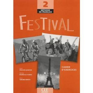 Festival 2 ćwiczenia + CD audio